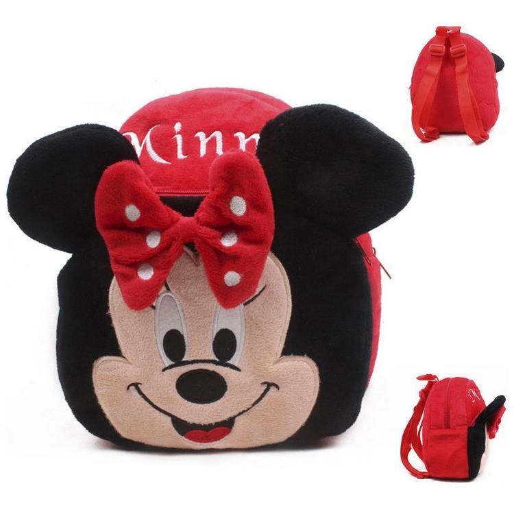 Cute Cartoon Kids Plush Backpack Toy Mini Student Bags In Many Cartoon  Varieties! 891e841687ef6