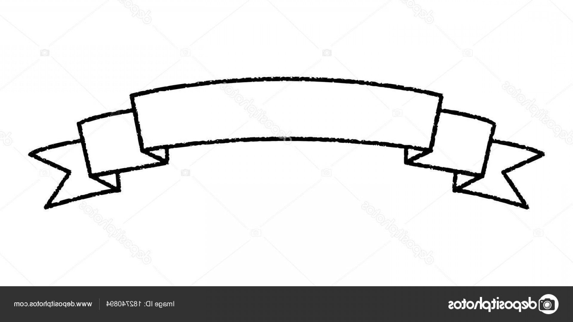 Download Banner Ribbon Png Black And White Png Gif Base Ribbon Png Vintage Ribbon Banner Banner Clip Art