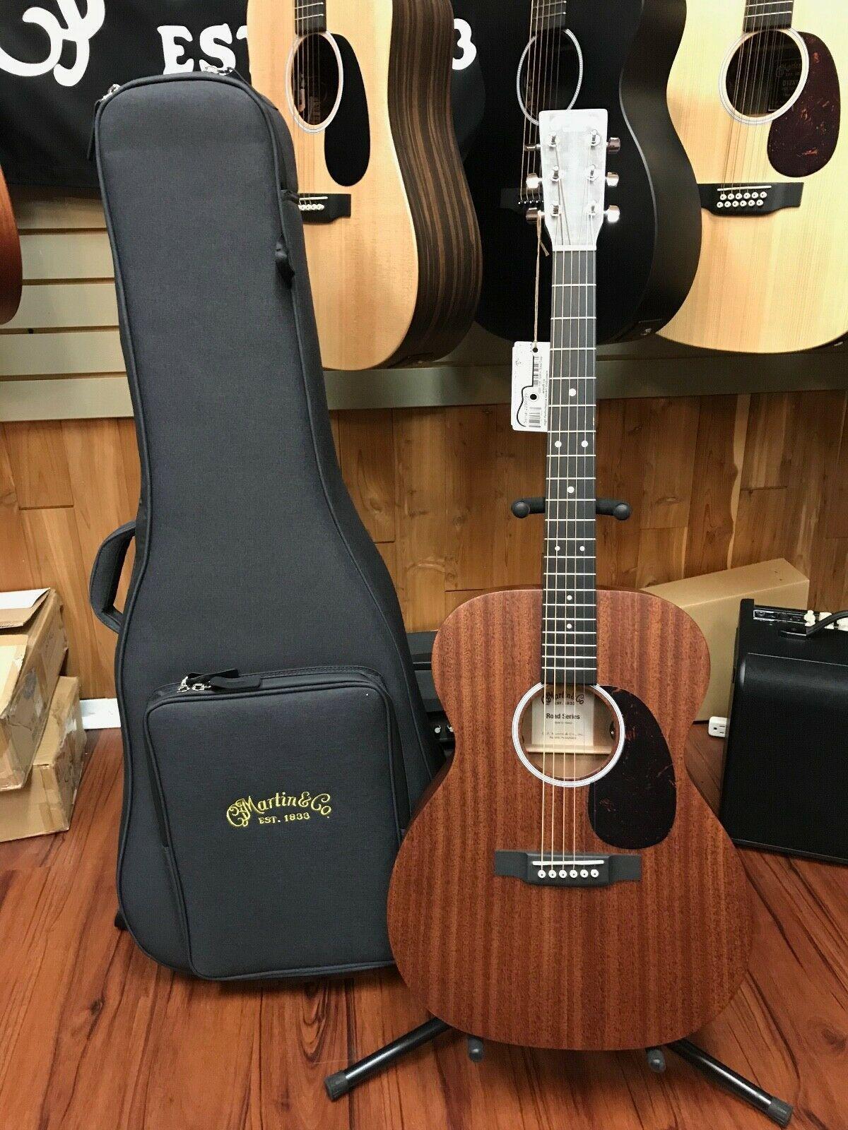 Martin 000 10e Sapele Road Series Acoustic Electric Guitar W Soft Bag New In 2020 Acoustic Electric Guitar Guitar Martin Acoustic Guitar