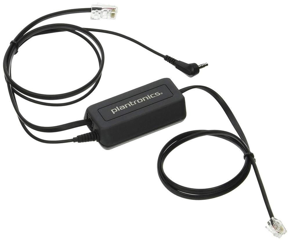plantronics tr11 electronic hook switch adapter 88608 11 ebay Wireless Headsets for Office Phones plantronics tr11 electronic hook switch adapter 88608 11 ebay link