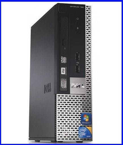 Dell is a well known computer company which produces new computers