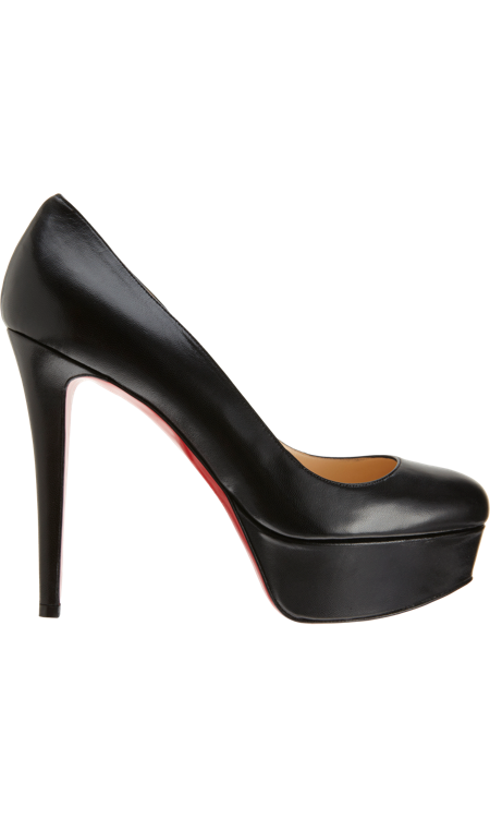 newest 035e6 a9ef0 Christian Louboutin Bianca - classic style   Red Bottom ...
