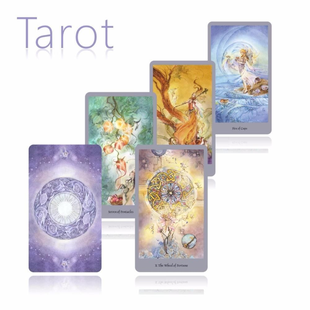 New Full English Version Shadowscapes Tarot Cards Best