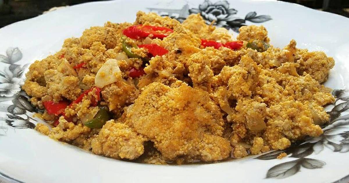 Resep Tumis Telur Ikan Oleh Arvina Harahap Resep Resep Makanan Sehat Makanan Sehat Resep