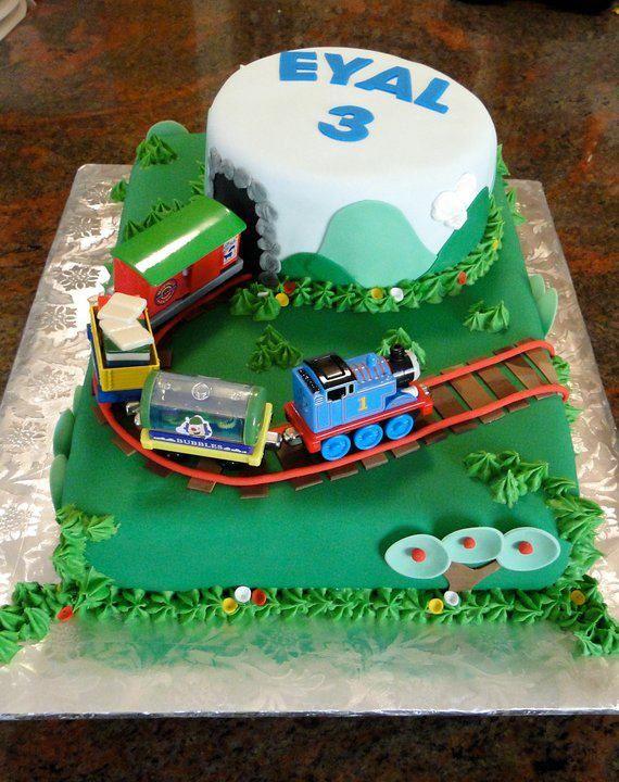 thomas the train cake | Thomas The Train Cake