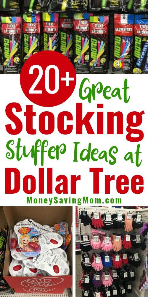 23 Stocking Stuffer Ideas from Dollar Tree | Money Saving Mom