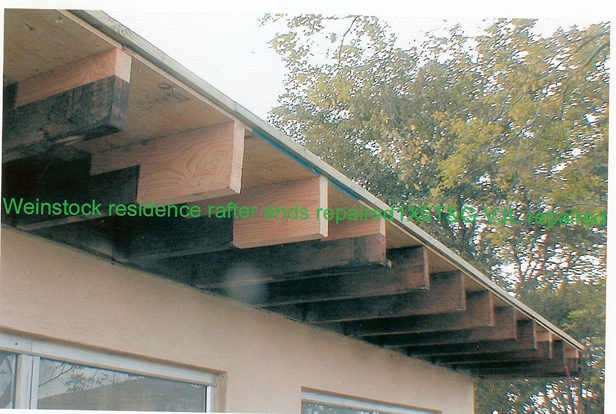 Weinstrock Rafter Tails Repairs Jpg 1232 215 828 Rafter