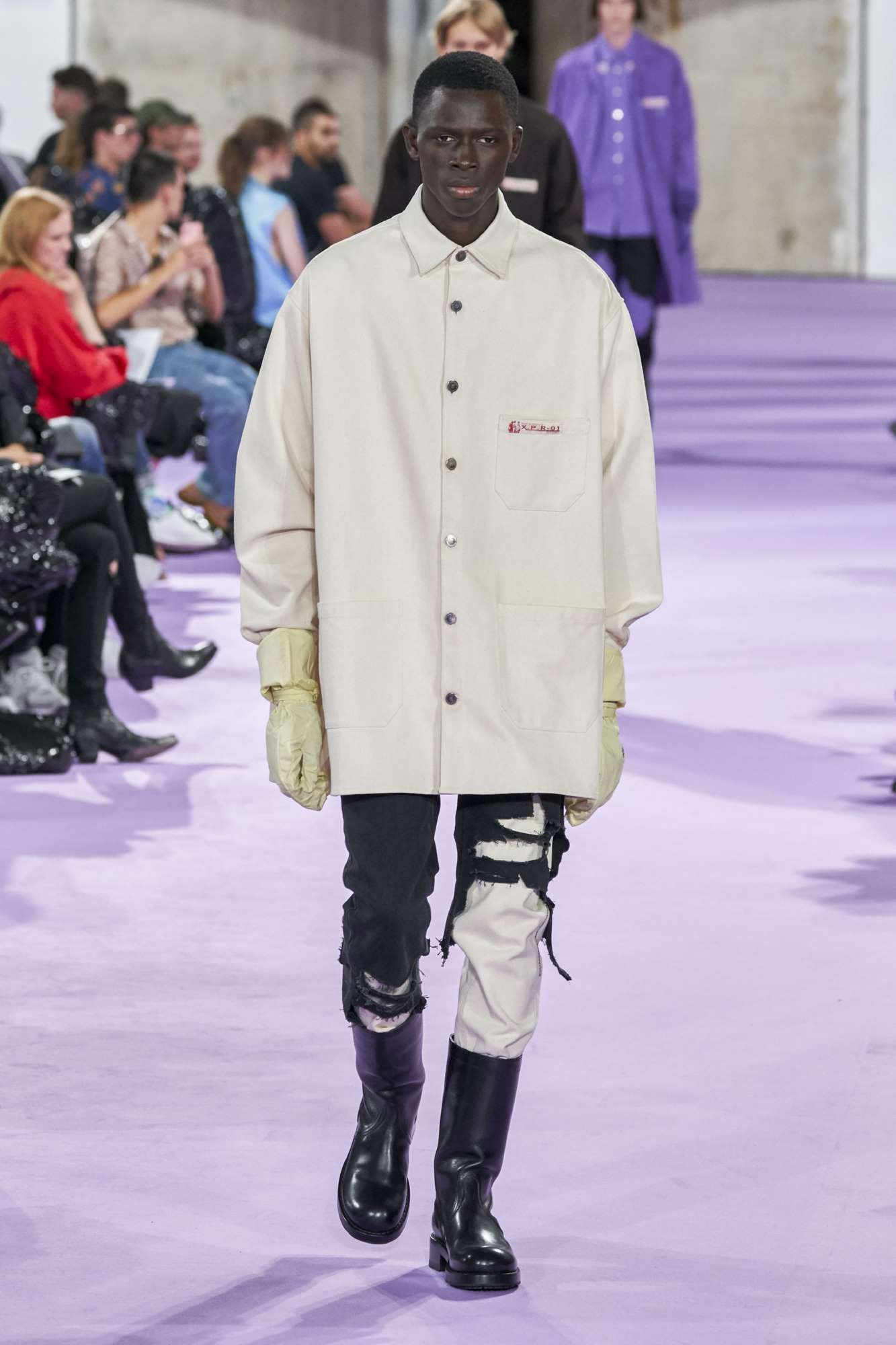 Raf Simons Spring-Summer 2020 - Paris Fashion Week