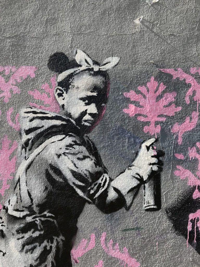 Banksy est de retour à Paris avec la découverte de 6 nouveaux street art
