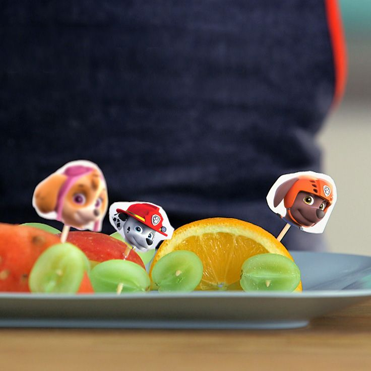 PAW Patrol Snacks on a Roll Healthy Snack Recipe - Healthy snacks recipes, Paw patrol, Snacks, Healthy snacks, Snack recipes, Paw patrol christmas - This cruising snack looks PAWsome and will fuel your little pup for the day to come! (Difficulty Level Easy) What You'll Need 1 orange 1 red