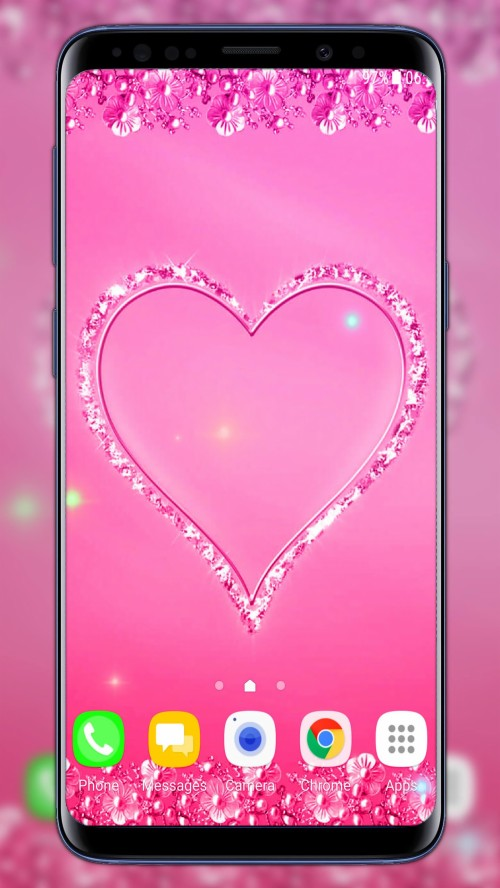 Best Heart Wallpaper Wallpapers Heart Wallpaper Wallpapers Free Download Wallpaperkiss 6 Live Wallpapers Pink Live Heart Wallpaper