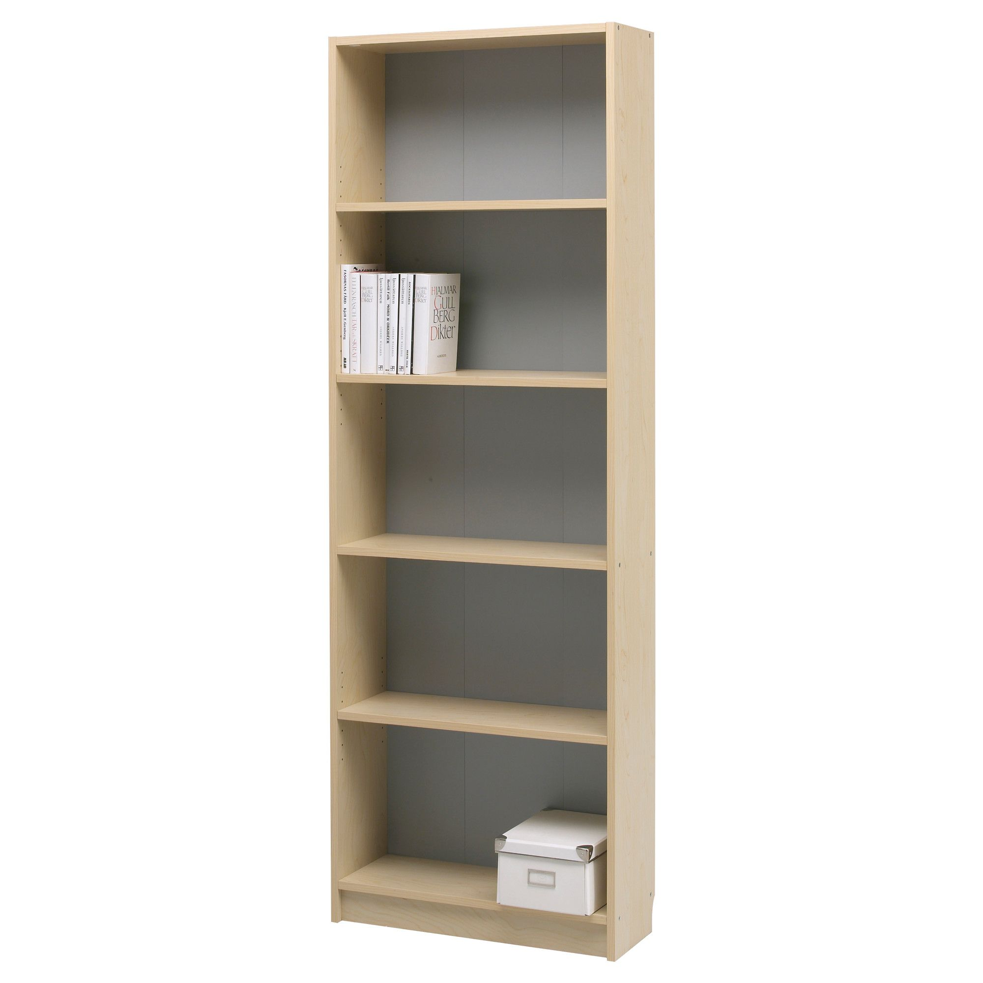 Shallow KILBY Bookcase Product Dimensions Width 26 3 8 Depth 9