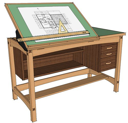 Drafting Table Apartment Inspiration Pinterest Table