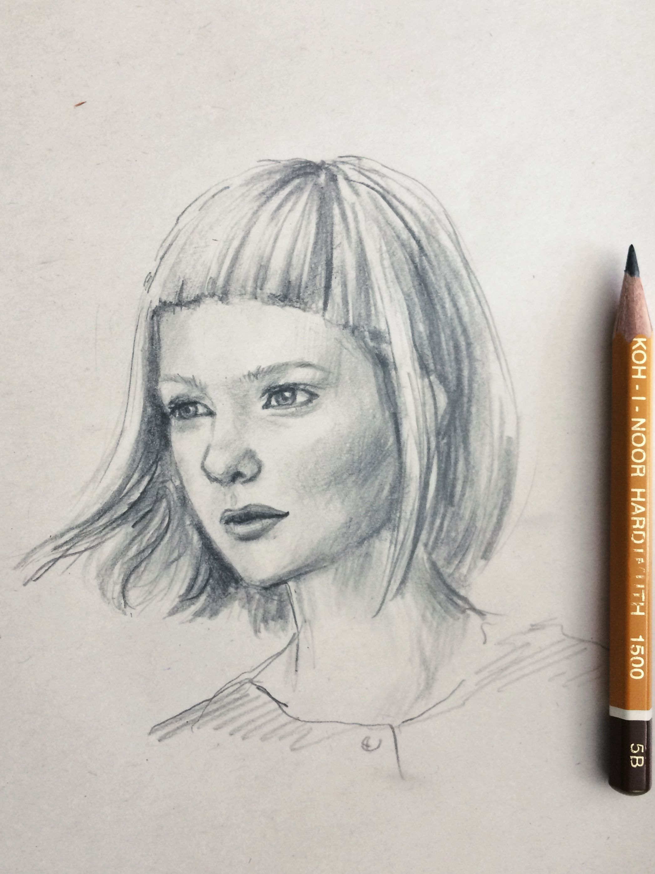 Art Pencil Female