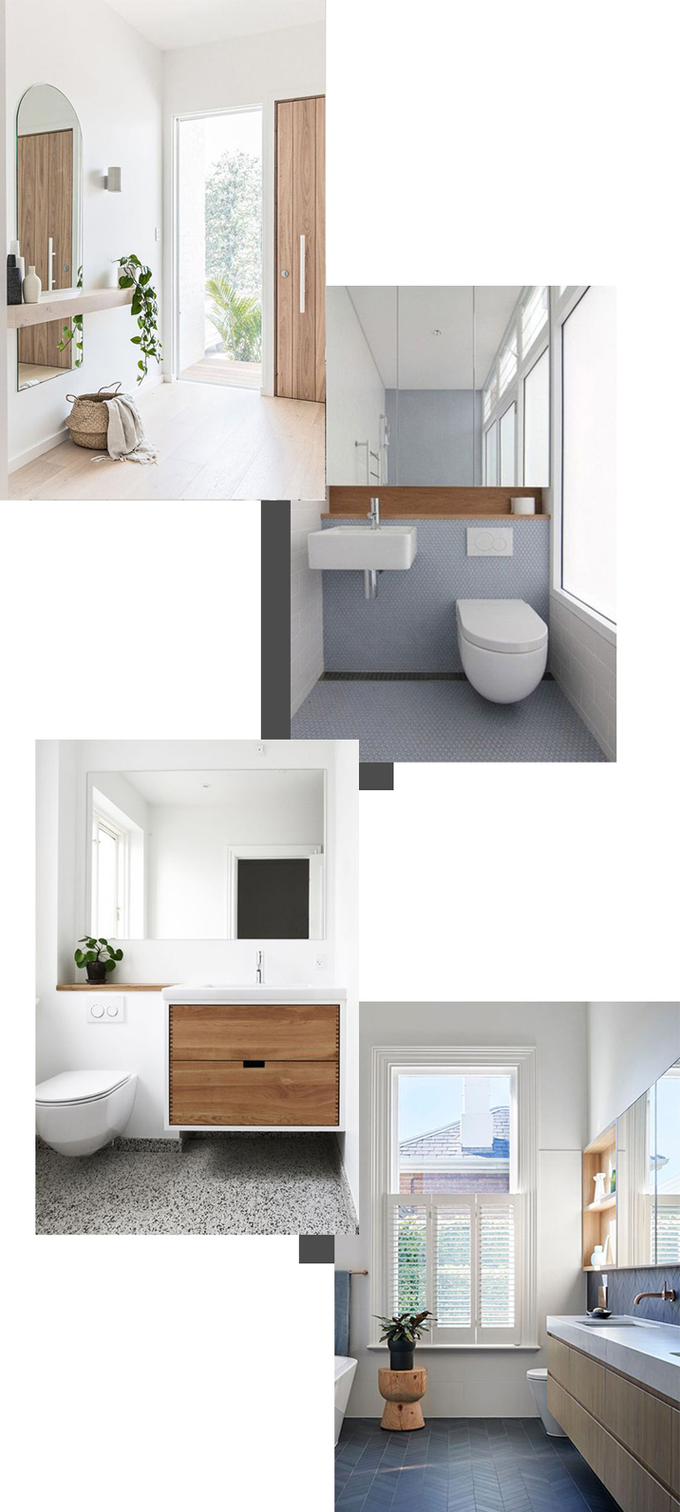 Photo of Scegli lo specchio giusto per il bagno piccolo. Blog di interni