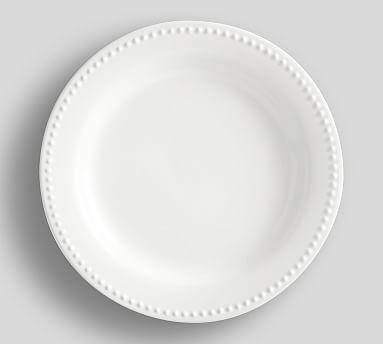Emma Dinner Plate Set Of 4 White Tabletop Dinner Plates
