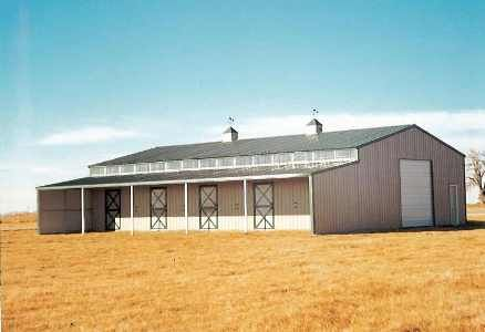 Steel farm buildings, Steel Building, Steel Garage Kits by Absolute