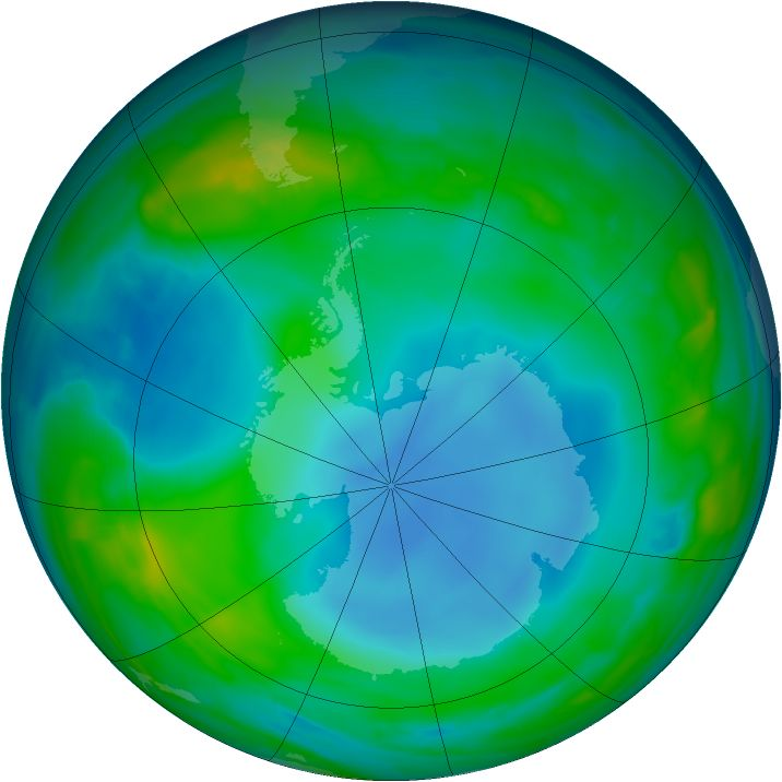 3 New Ozone Munching Gases Found In Atmosphere Ozone Layer
