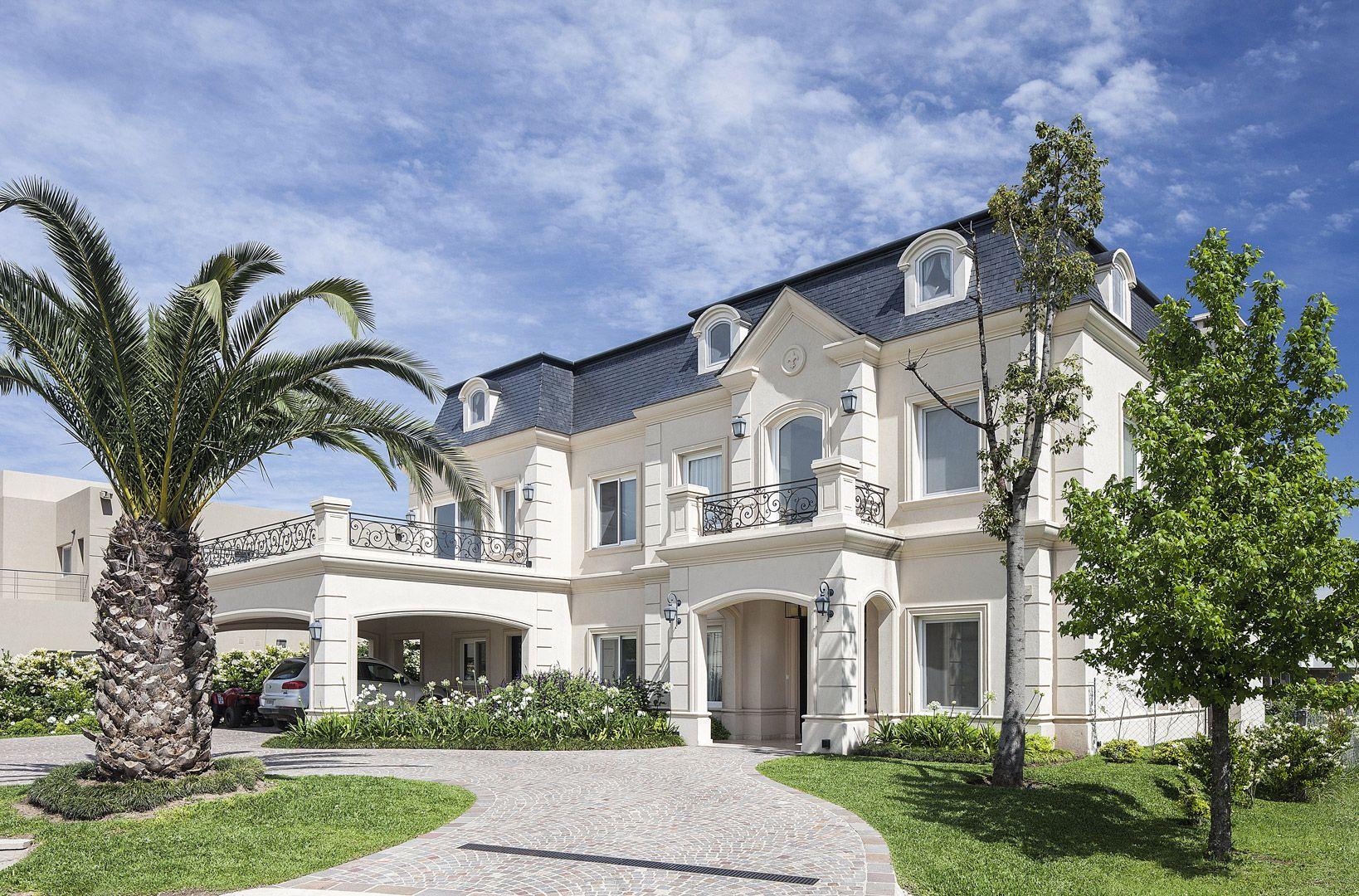 Fern ndez borda arquitectura casas fachadas y estilo for Estilos de casas arquitectura