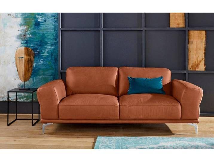 2 5 Sitzer Sofa Mit Metallfussen In Chrom Glanzend Breite 212 Cm Br In 2020 Home Home Decor Couch