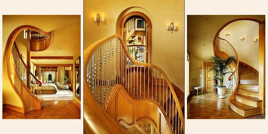 Beautiful Staircases   Beautiful Custom Stairs Loren Dugan   Master Stair  Builder