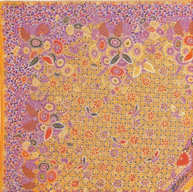 Batik Design By Pepin Van Roojen - #textile