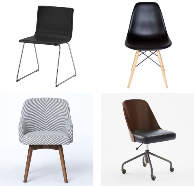 On the Hunt for a Stylish Office Chair (on a Budget