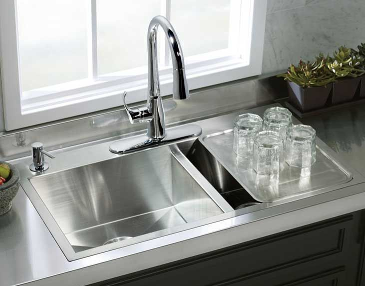 KOHLER | Kitchen Sinks | Kitchen | Studio | Pinterest | Sinks, Kitchens And  Porcelain Kitchen Sink