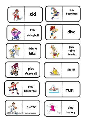 To Practice Vocabulary Esl Worksheets Englanti Pinterest
