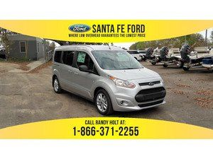 2017 Silver Metallic Ford Transit Connect Wagon Xlt 368981 Ford