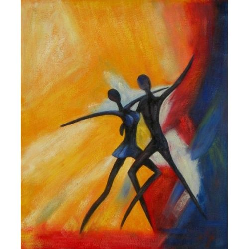 Take the Stage Oil Painting ○ #Art | Art to Linger With ...