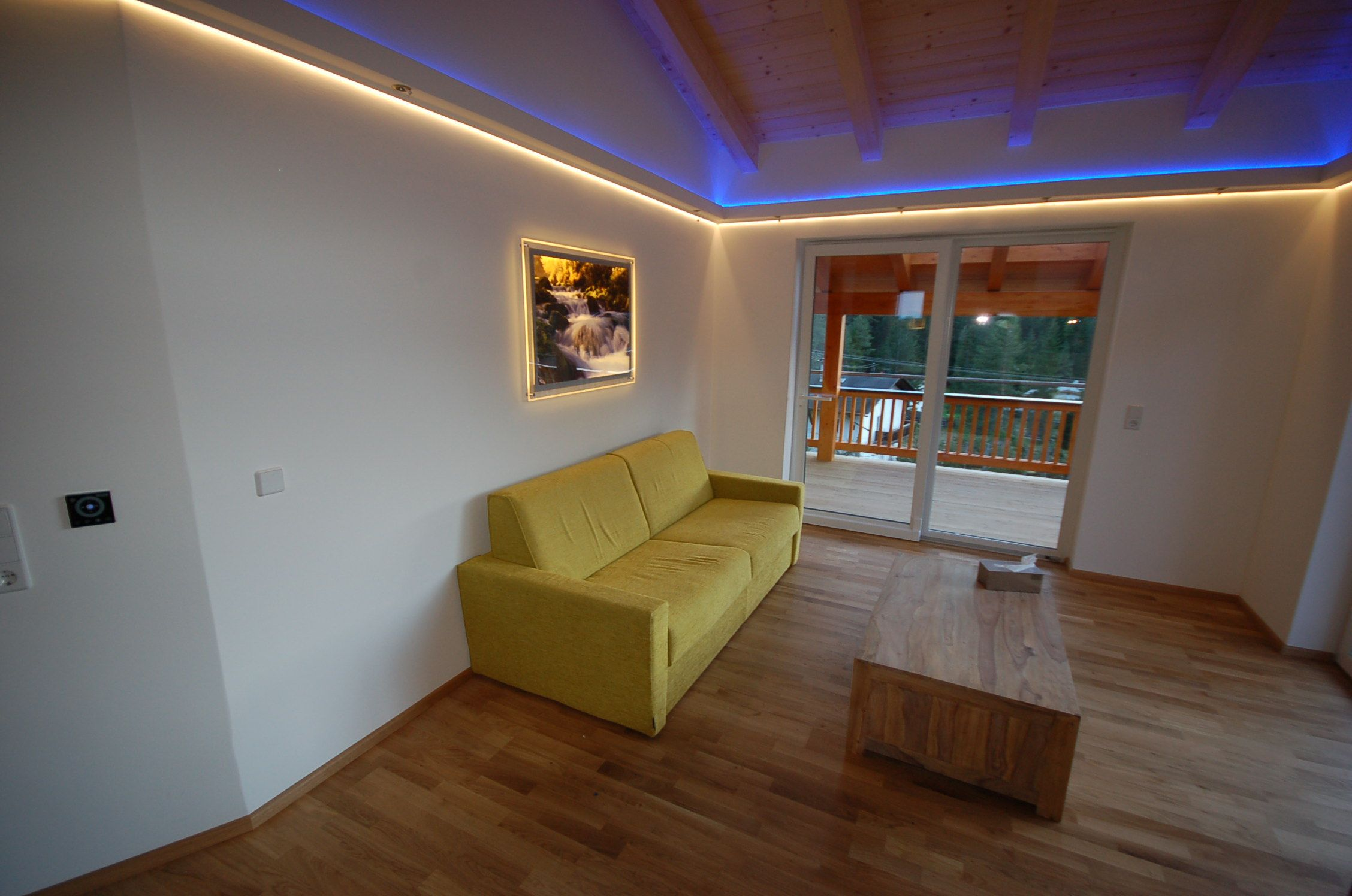 LED Wand Profiel / LED Wall Profile http://www.led-verlichting.org ...