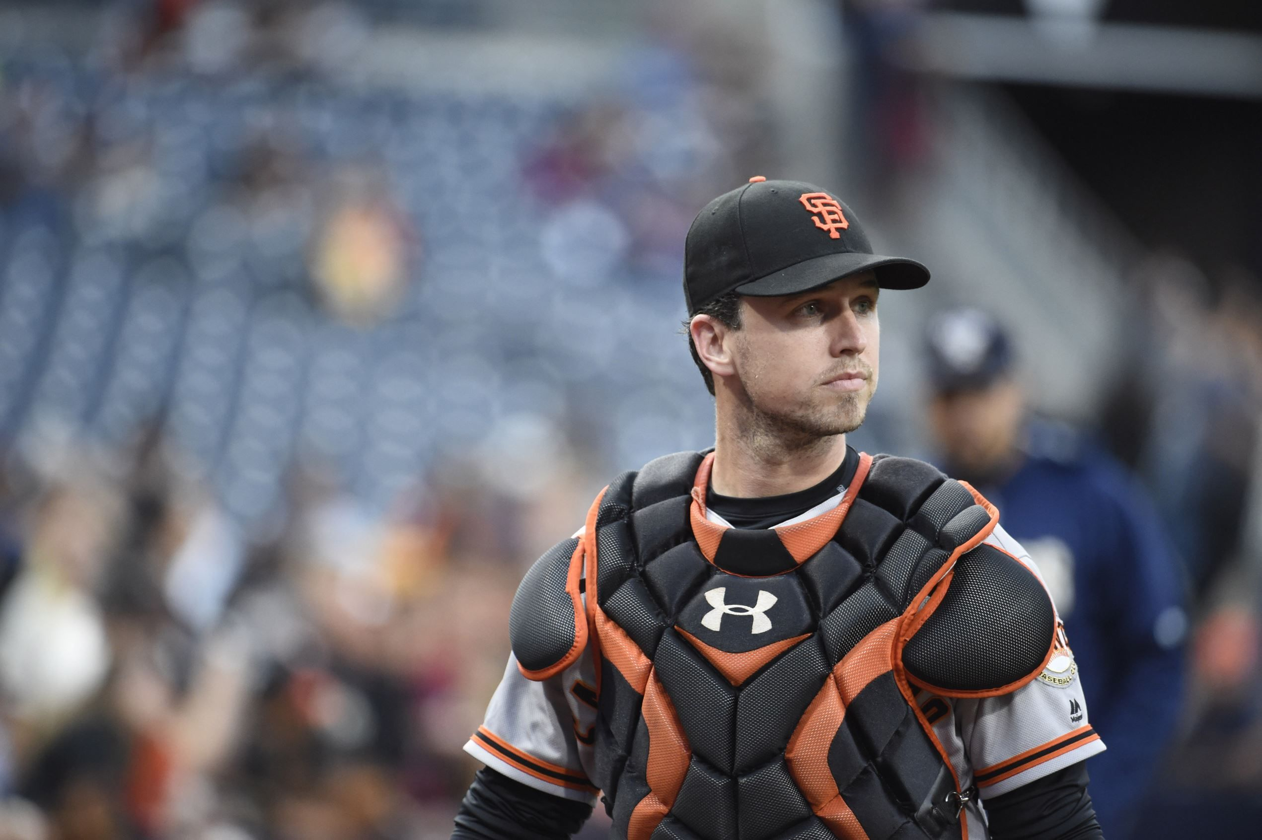 Best And Worst Catchers In Major League Baseball Major League Baseball Giants Team League