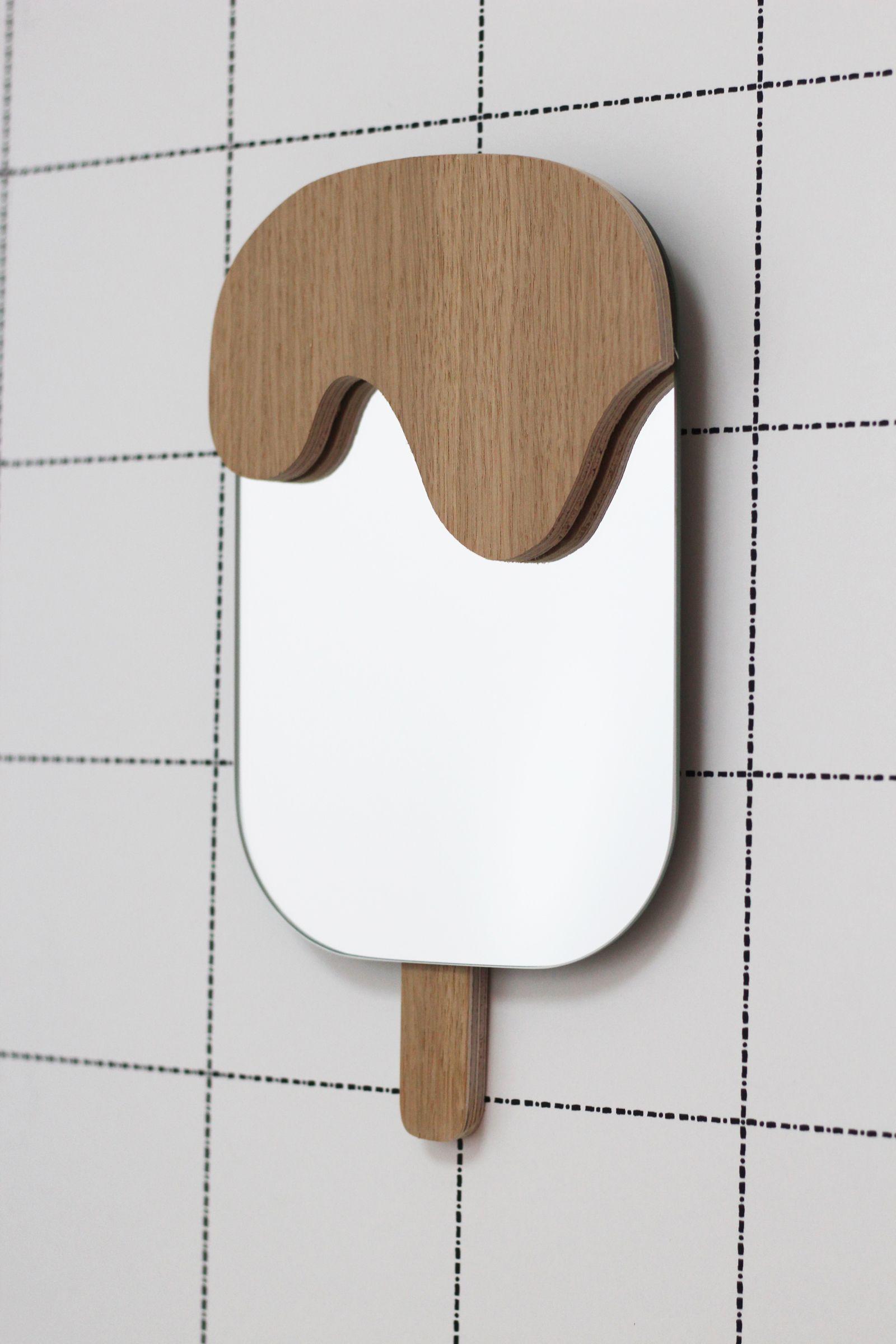 Miroir esquimau en bois en 2019 | - Deco kids - | Miroir ...