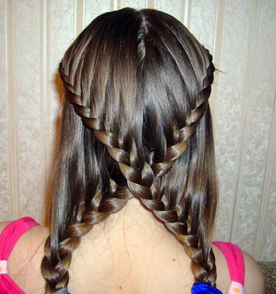 Updo Hairstyles With A Braid Hairstyle Names Cool Hairstyles Braided Hairstyles Plaits Hairstyles