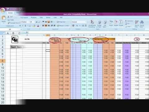 Bill Of Quantities Boq Plays A Vital Role In Efficient