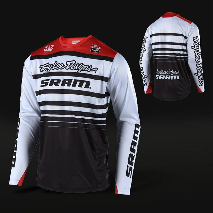 TROY LEE DESIGNS 2018 SPRINT JERSEY SRAM Available now at XClub leading  stores! Already without d4be7f54c