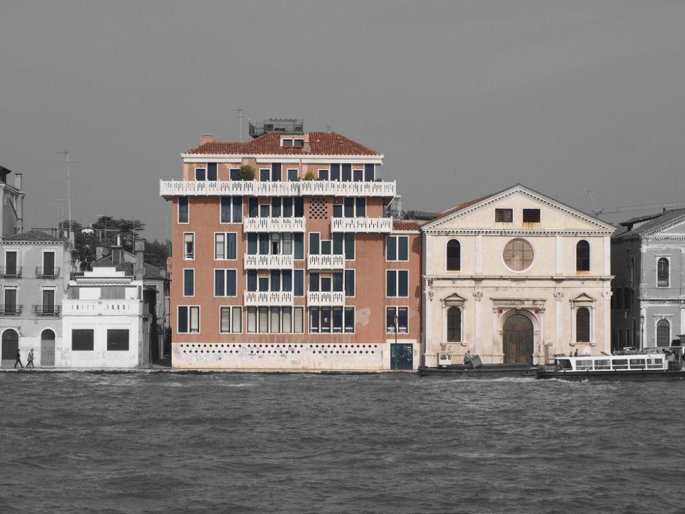 1953 58 casa alle zattere venice architettura moderna for Casa moderna venezia