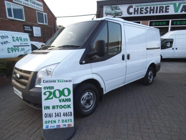 2011 11 Ford Transit 2 2 280 Lr Fridge Freezer Van Fsh Choice1