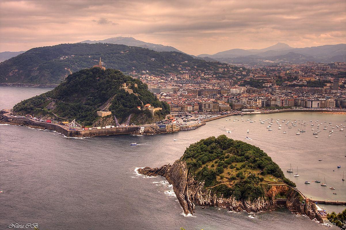 Donostia- San Sebastian, Spain