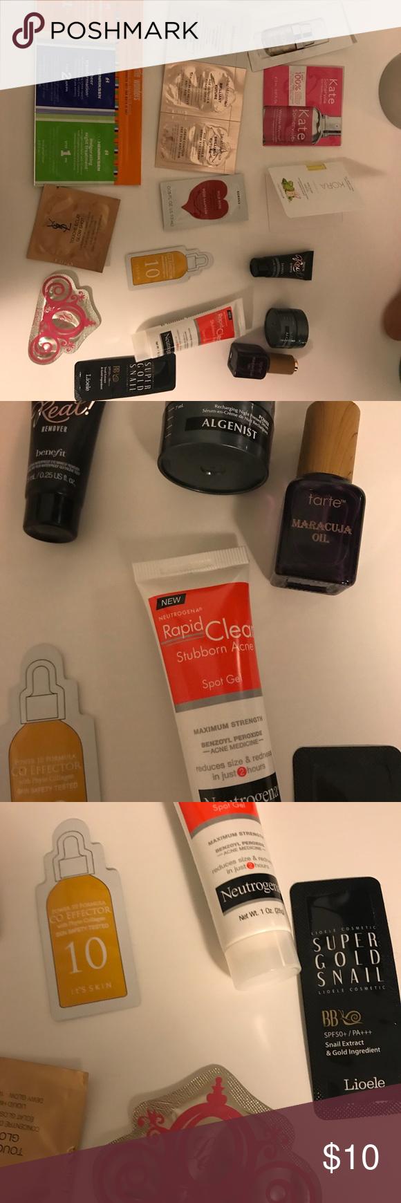 Sephora samples!! Sephora, Make up remover, Maracuja oil