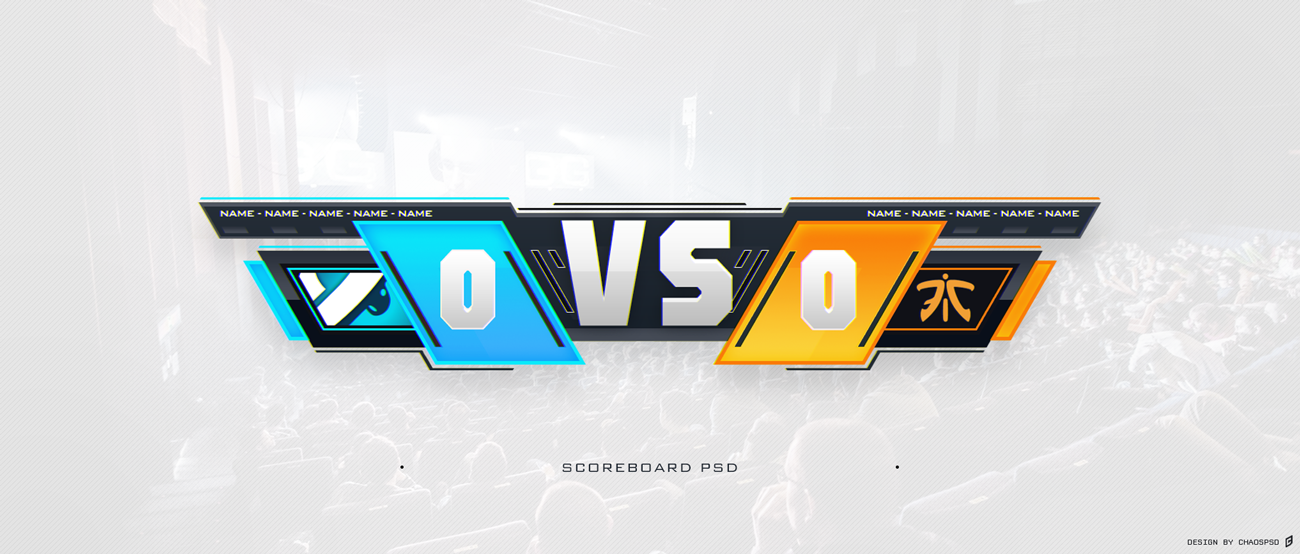 E-Sports Scoreboard Designs on Behance | Broadcast and Sport | Game