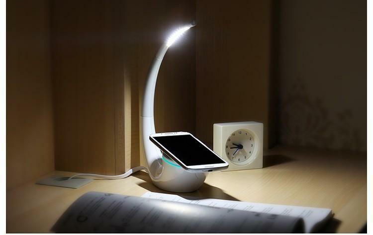 Smart Wireless Charging Mat gift new