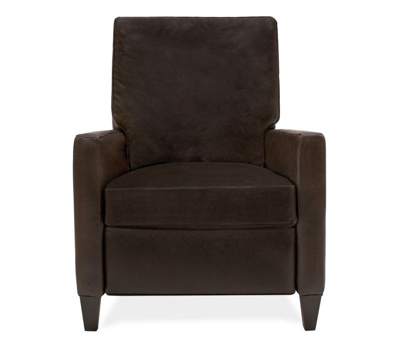 Brittain Leather Recliner Stocked in a soft and supple 100