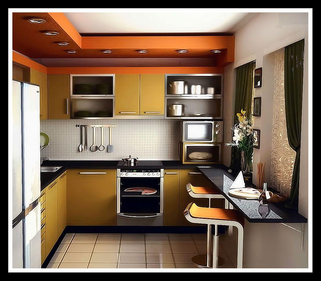 All information about small kitchen designsPerfect Kitchen