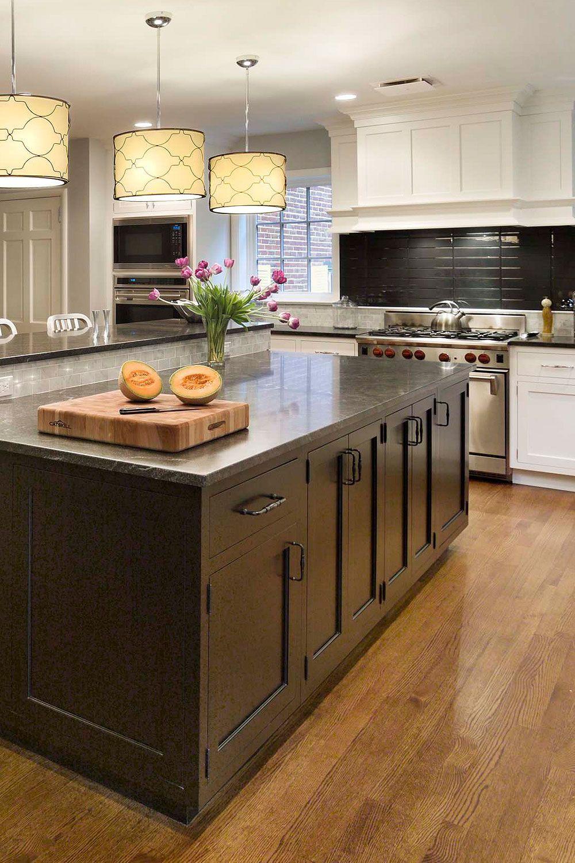 50+ Black Countertop Backsplash Ideas (Tile Designs, Tips
