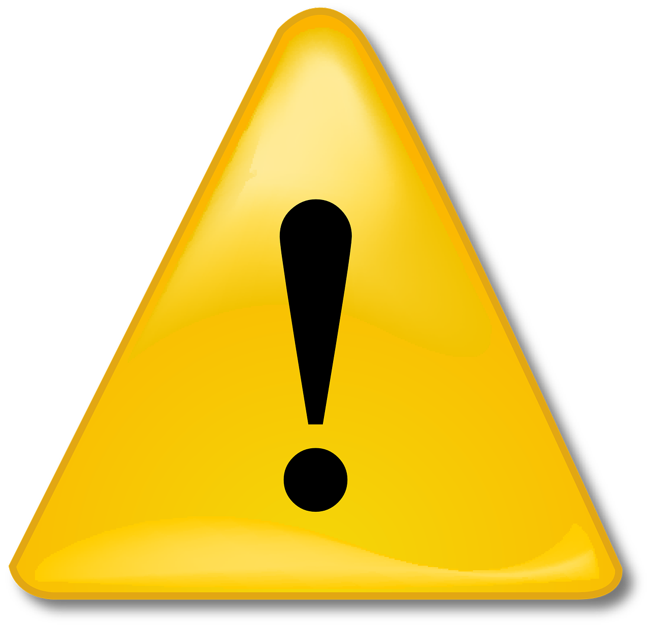 Free Image on Pixabay Warning, Caution, Alert, Icon