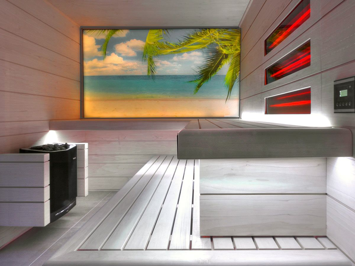 Infrared sauna by vsb wellness infrarood sauna gemaakt door vsb