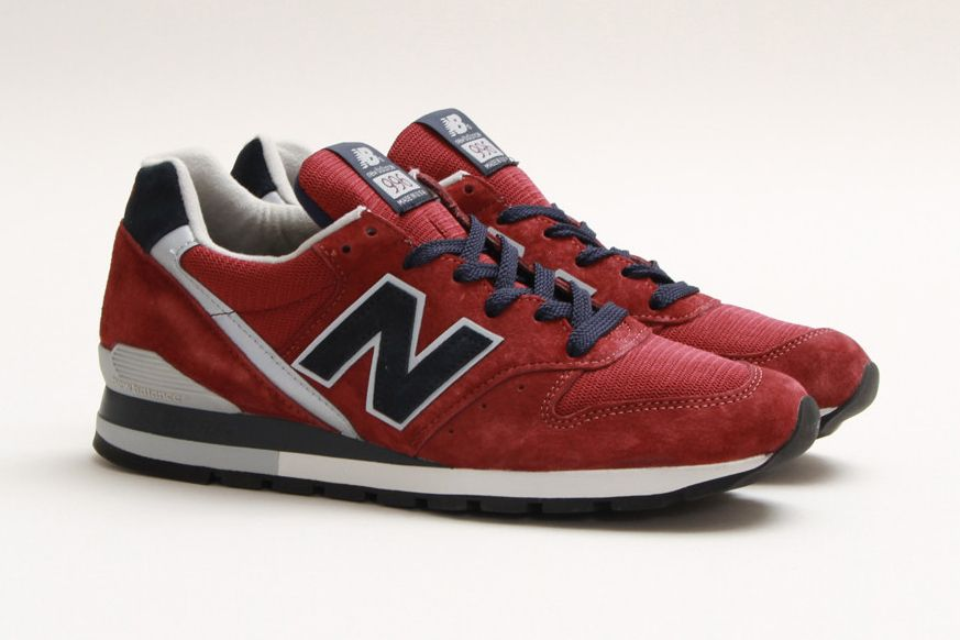 996 new balance red