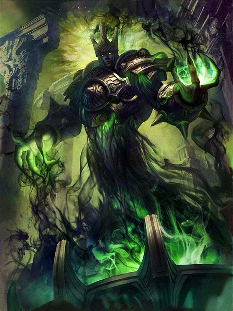 Rey de las profundidades Legend of the cryptids